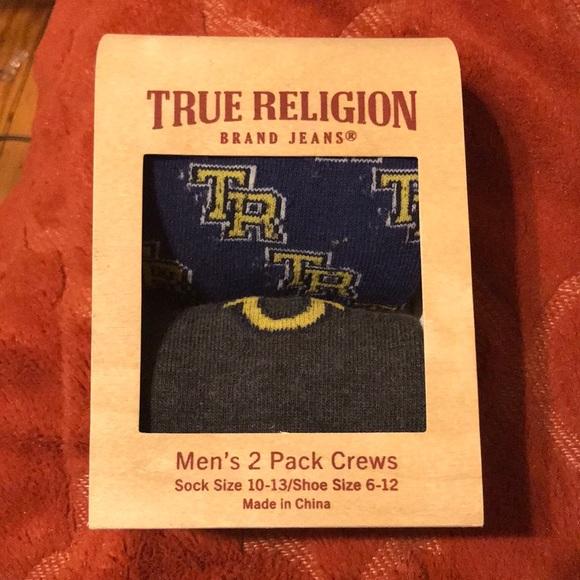 True religion socks